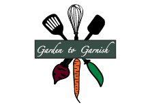 Garden to Garnish Logo