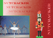 nutcracker promotion design